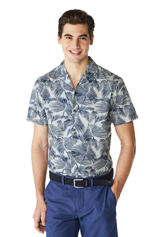 The McG RF Flower Shirt S/s