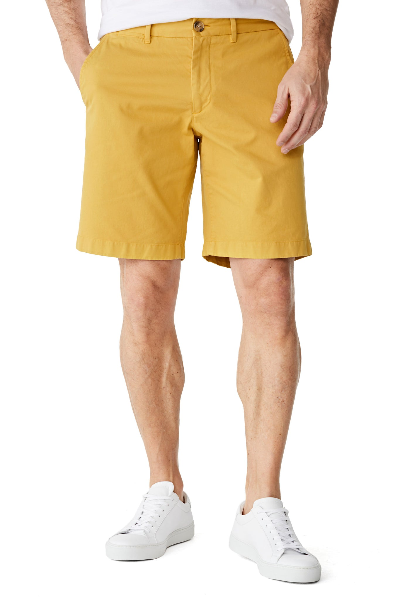 McG Regular fit chino shorts