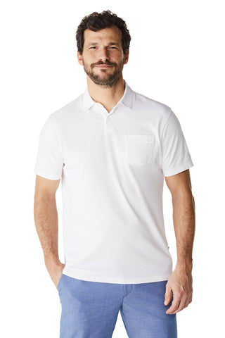 McG Regular fit super soft jersey polo