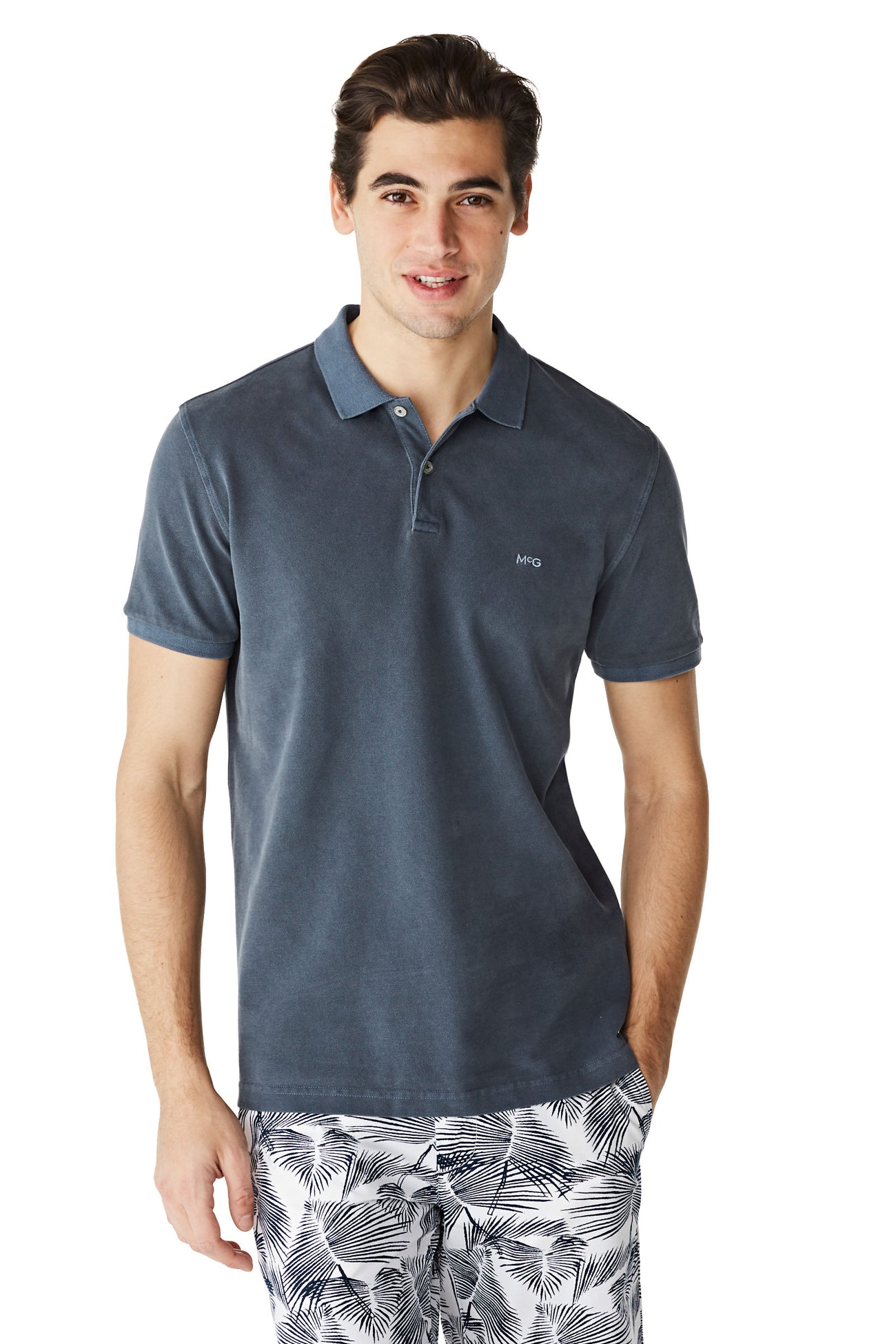 The McG RF GD Pique Polo S/s