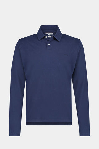 The McG RF Pique Polo L/s