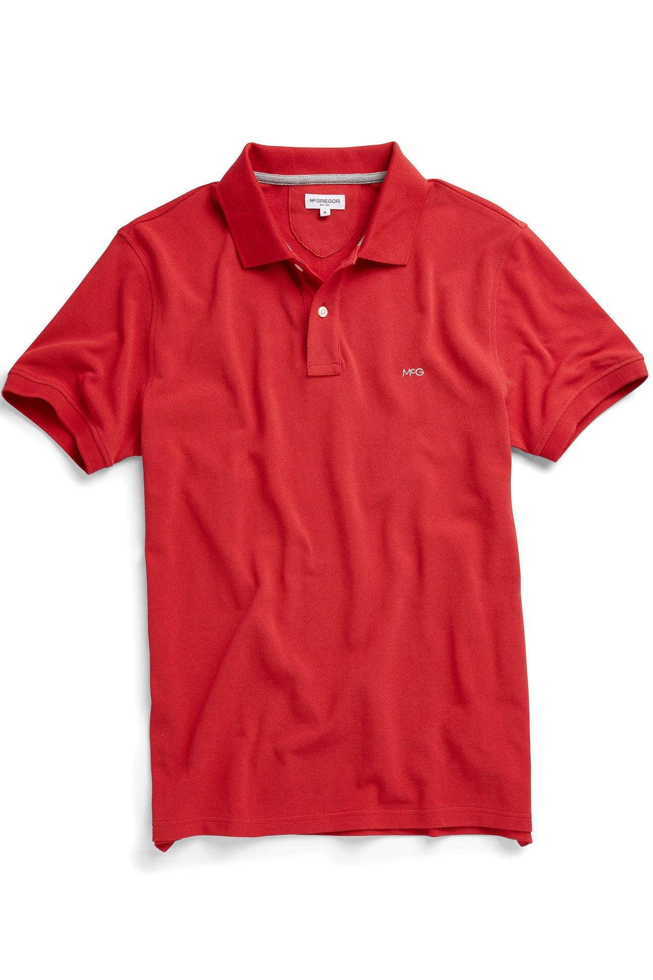 The McG RF Pique Polo S/s