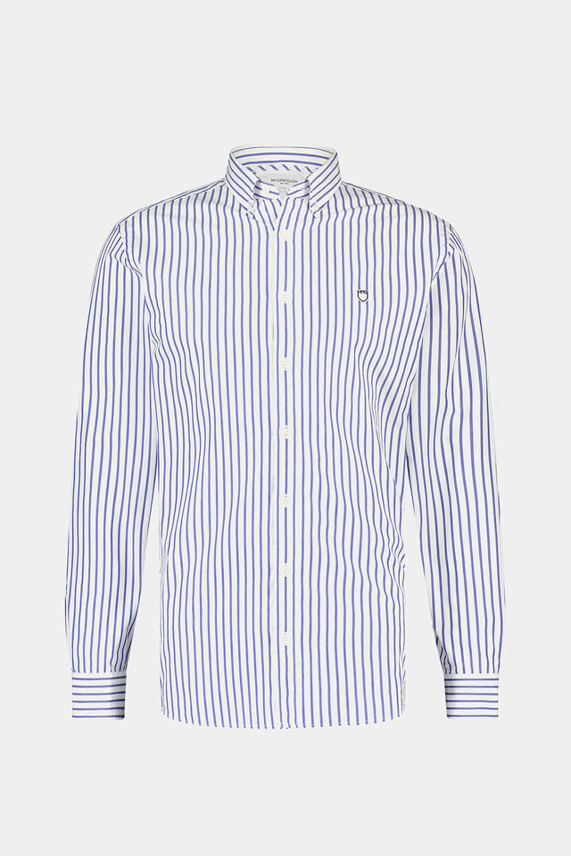 The McG RF Small Bar Stripe Shirt