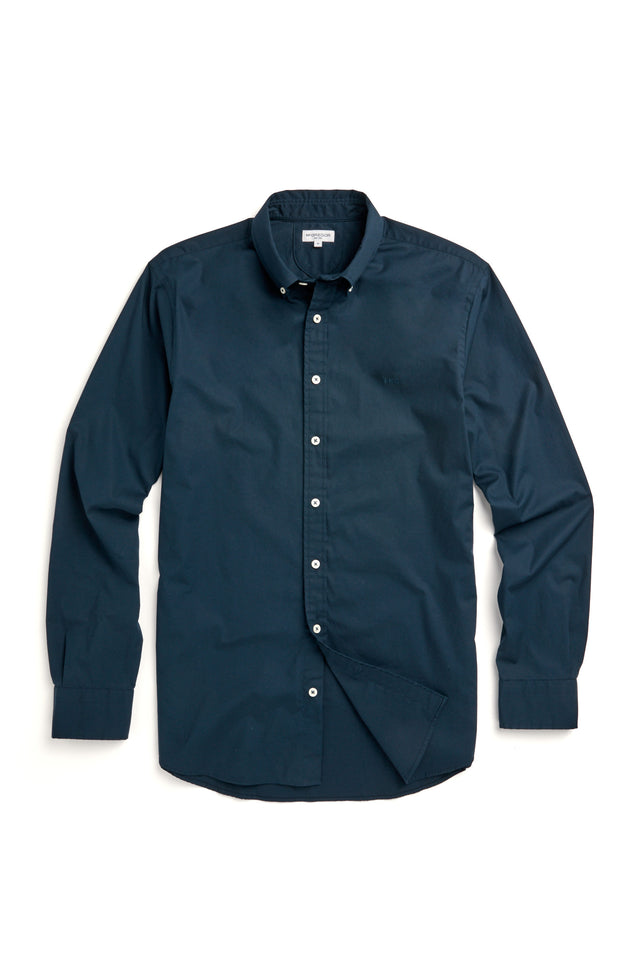 McG Regular Fit Poplin shirt with stretch