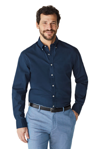 The McG RF Washed Poplin Shirt