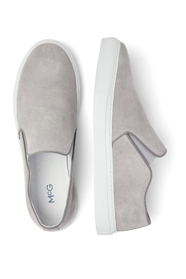 McG Slip-on sneakers suede