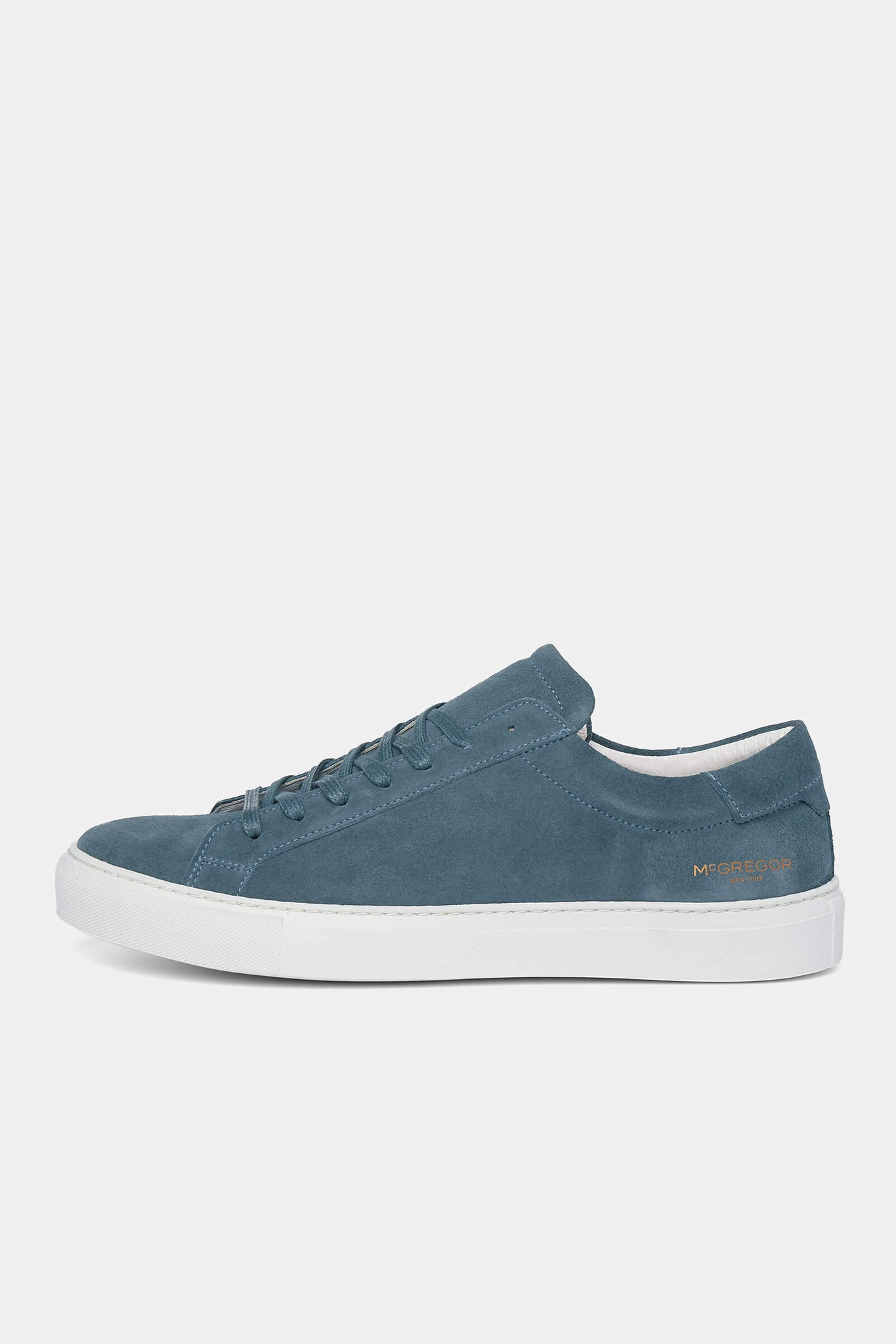 The McG Blue Suede Sneakers