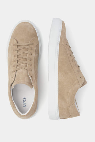McG Light brown suede sneakers