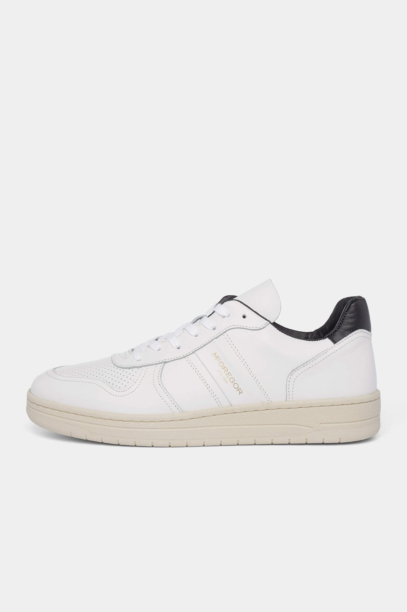 The McG White Sneakers with chunky sole