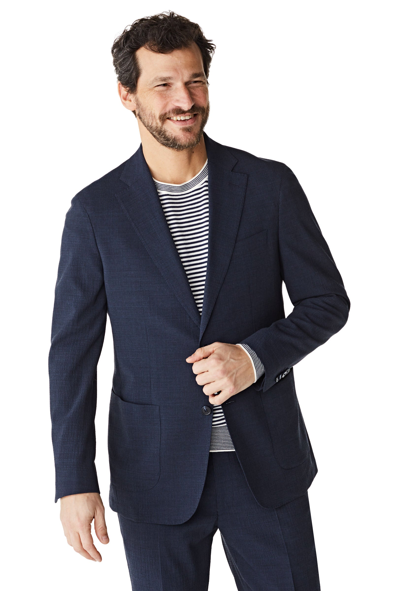 McG Regular fit blazer in wool mix