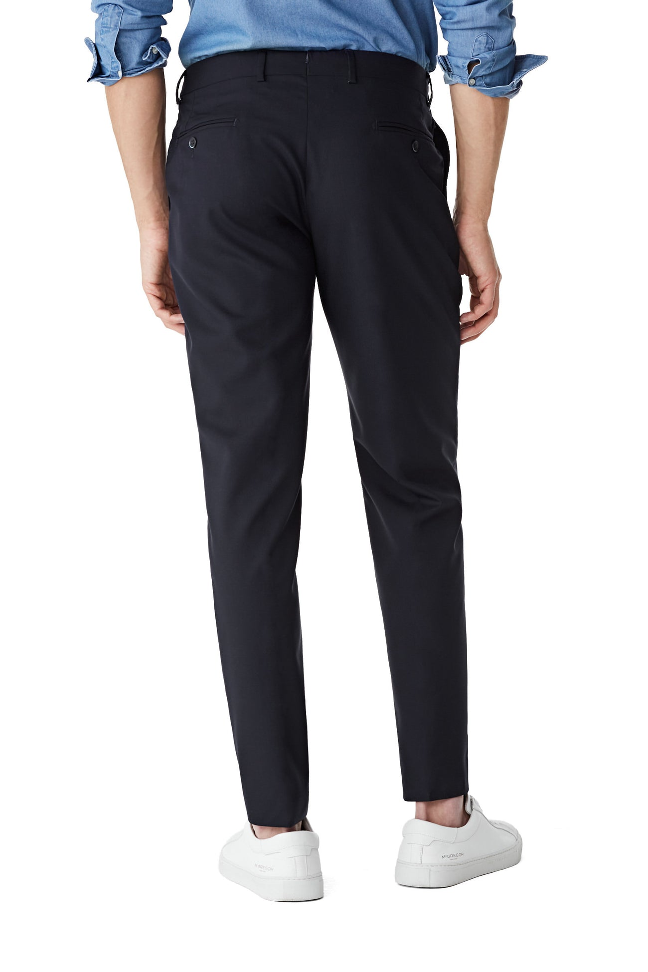 The McG Summer Wool Pant