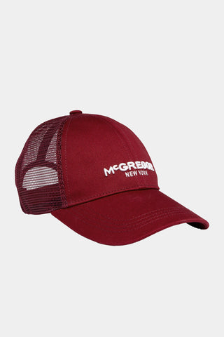 McG Trucker cap with logo