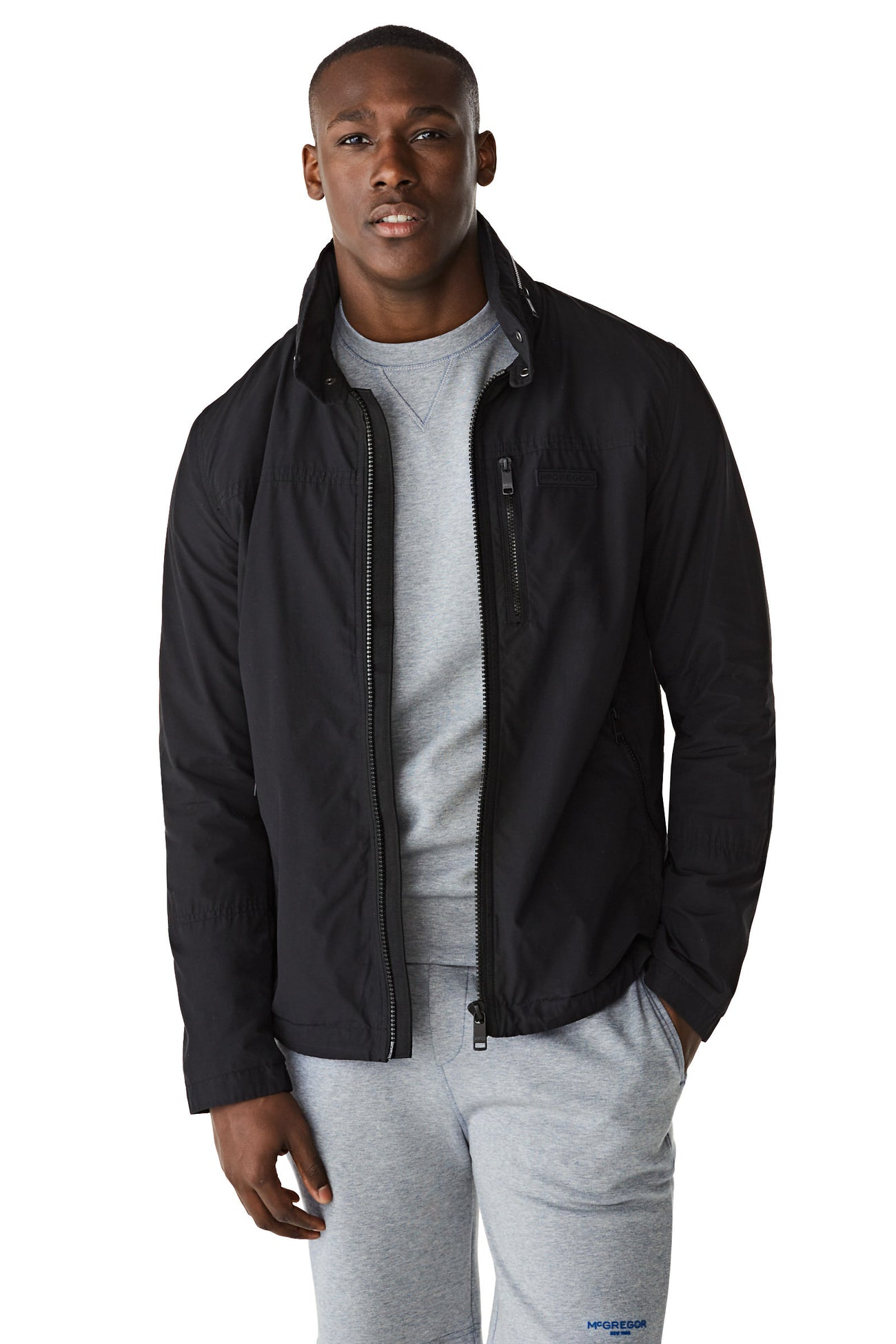 The McG Zipper Jacket
