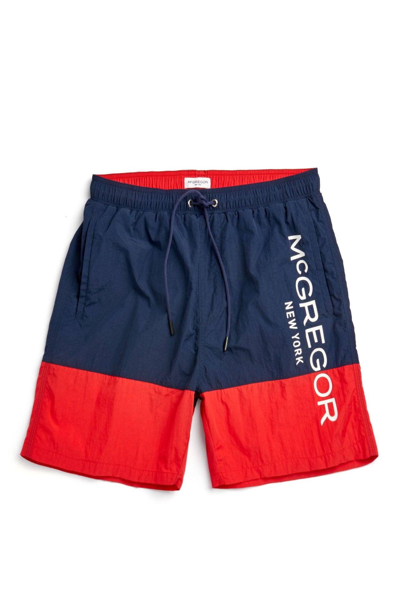 McG Regular fit colorblock swim short