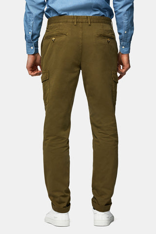McG Regular fit chino cargo of cotton