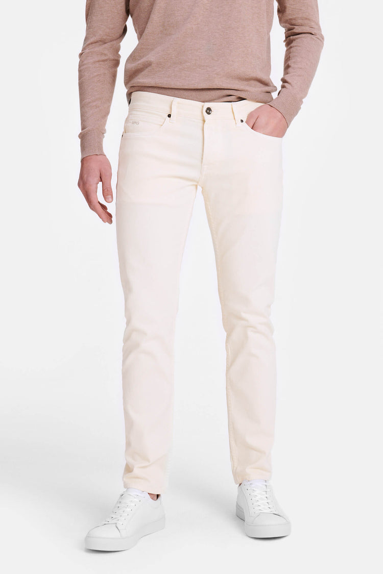 McG Slim fit jeans with button closure