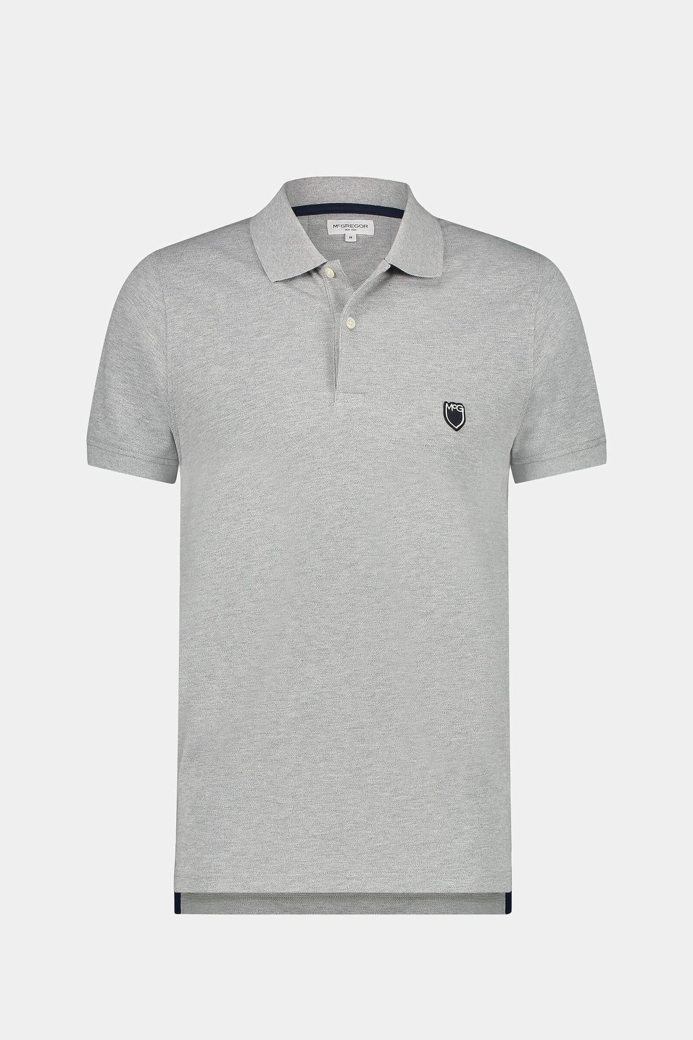 McG Slim fit pique polo with stretch