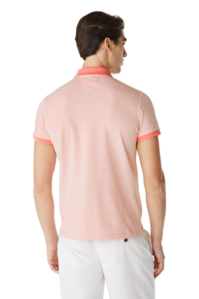 McG Slim fit polo structured twill