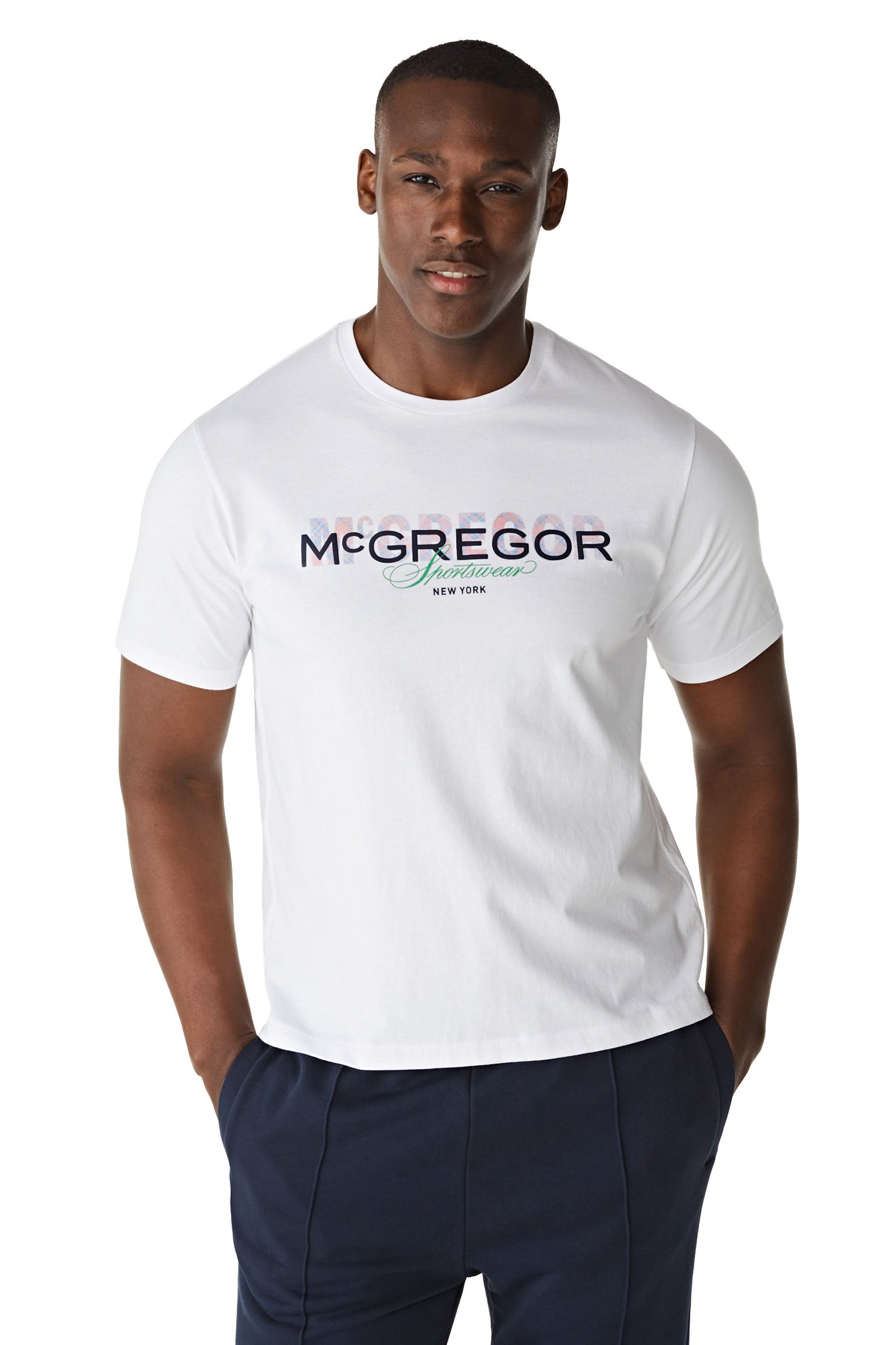 The McGregor Sportswear Tee S/s