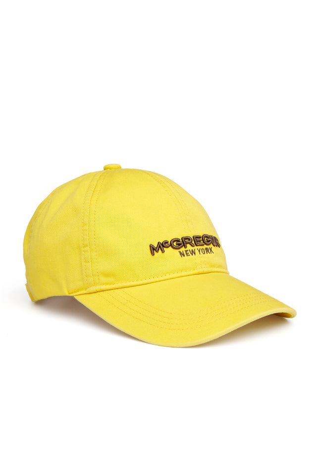 McG Adjustable twill cap with logo