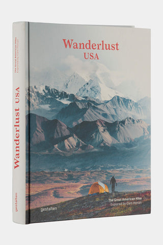 Wanderlust USA Book