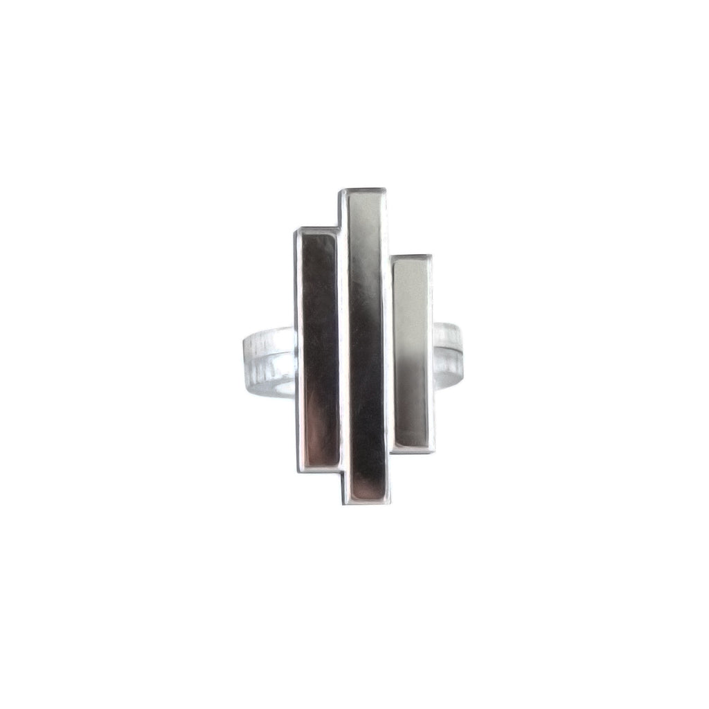 NEXUS MIRROR RING