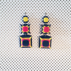 Vectory Princess BYP earrings