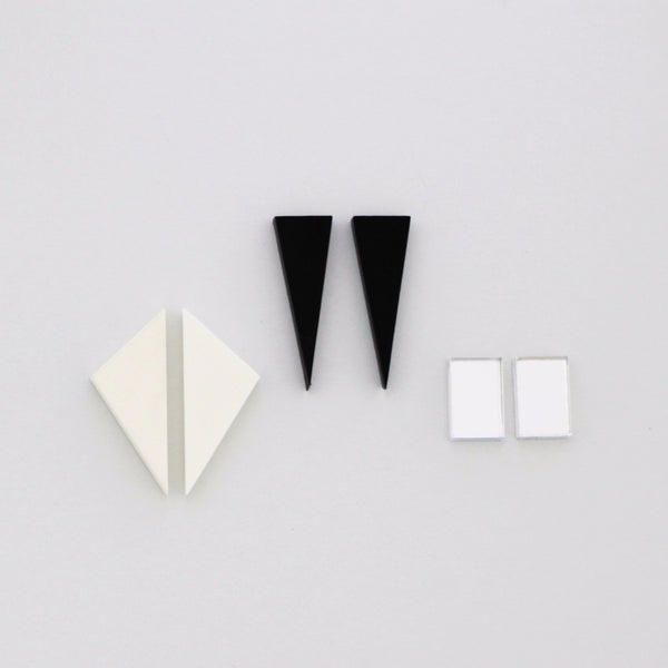 GEOMETRIC BSI EARRINGS PACK