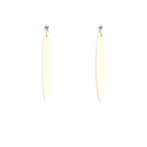 Impala Kimba Ivory Earrings