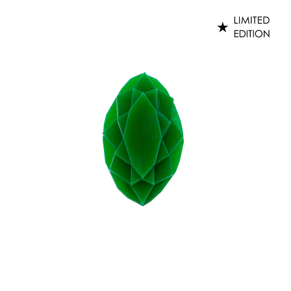 VECTORY NAVETTE JADE RING