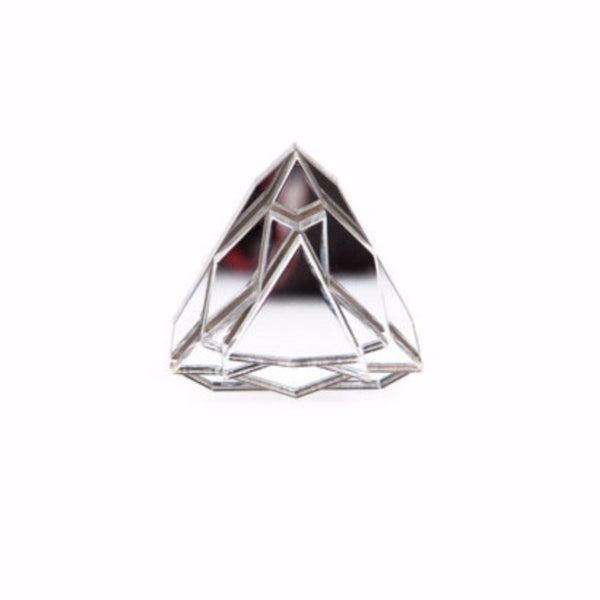 VECTORY TRILLIANT MIRROR RING