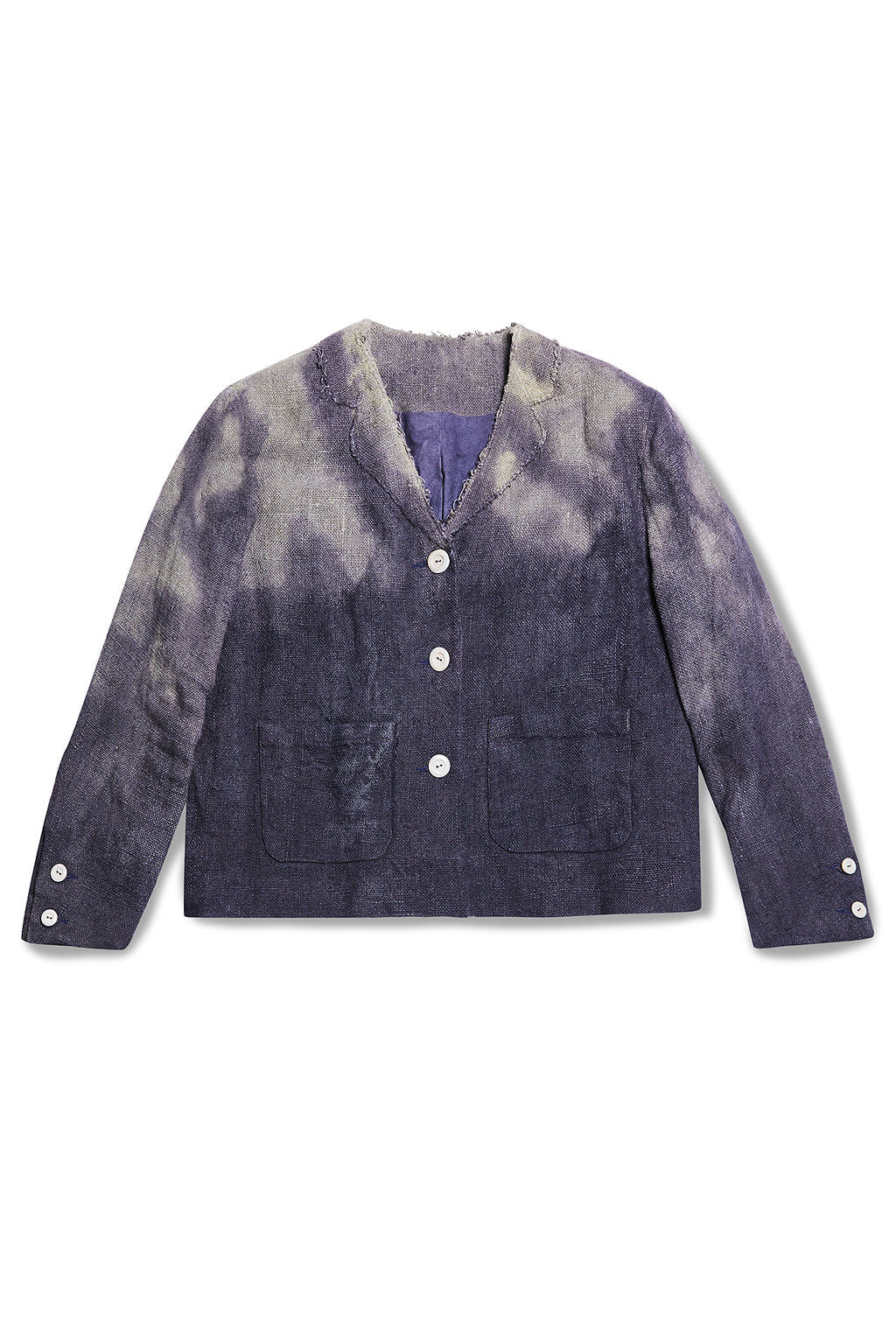 Blazing Dip Dyed Jacket