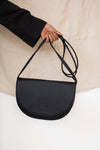 Soma Half Moon Bag Black