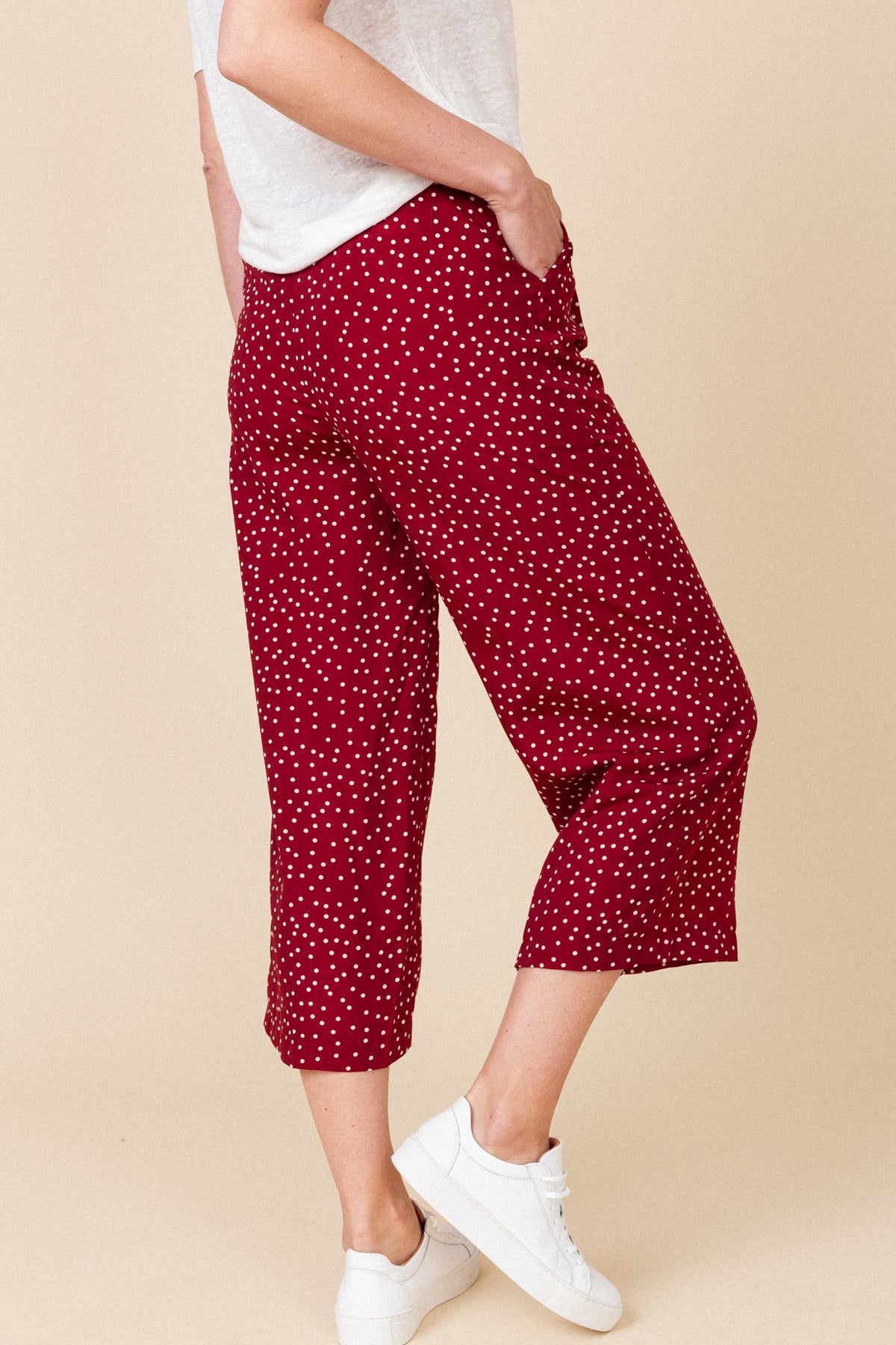 The Jetset Pants Dots All Over