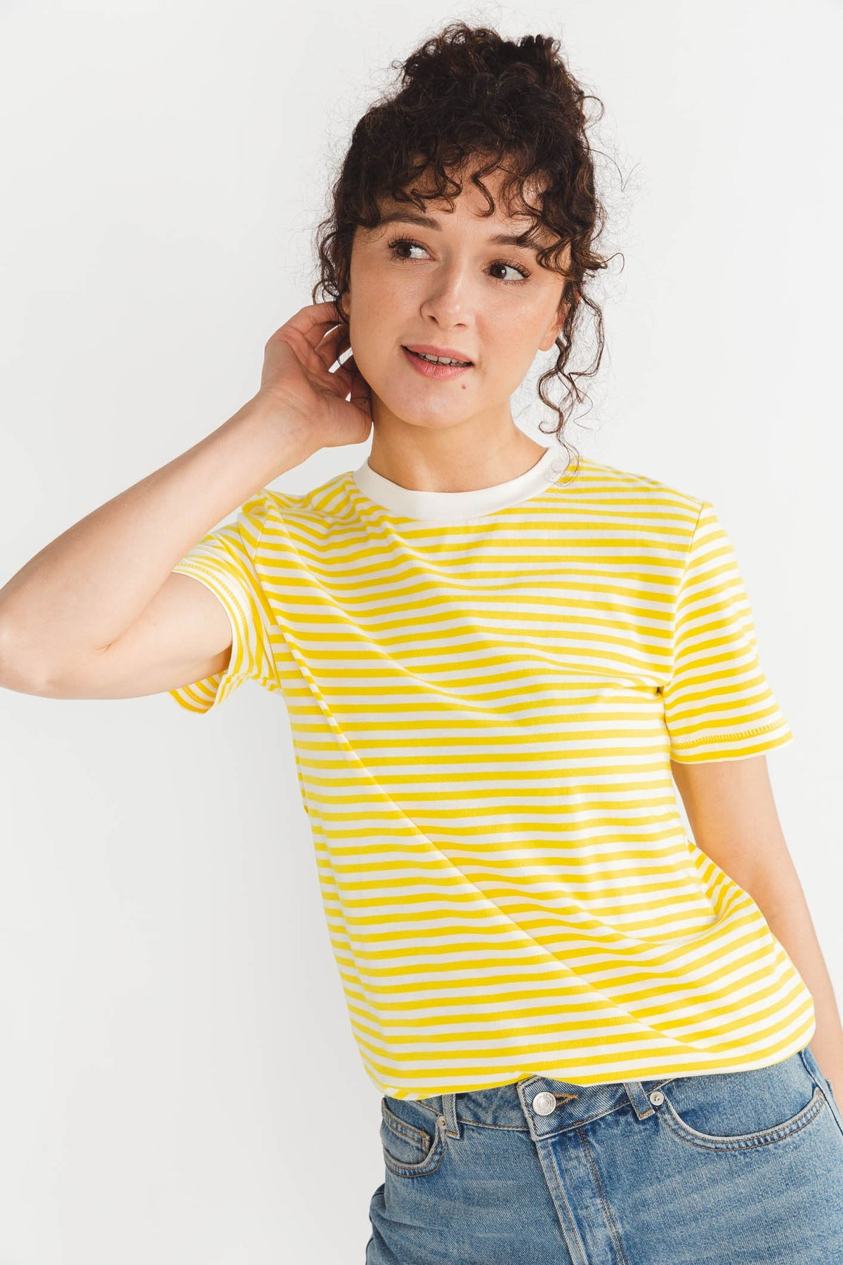 My Perfect Tee Empire Yellow Stripes