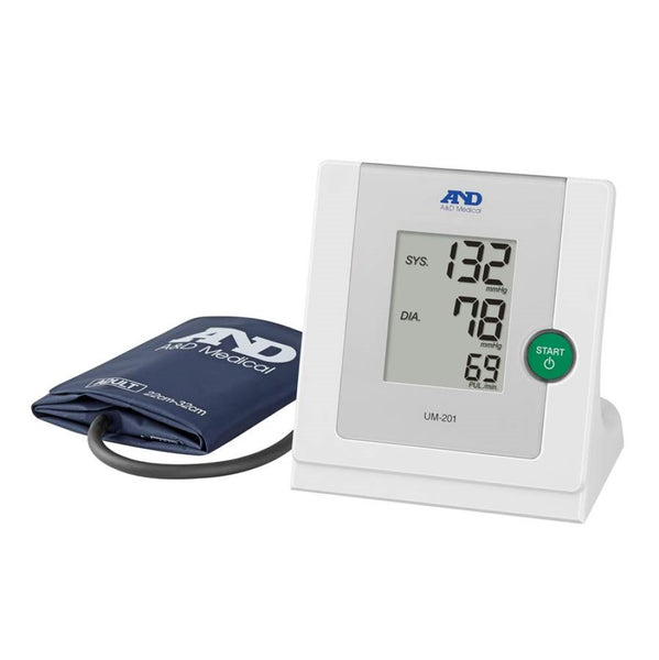 A&D Blood Pressure Monitor - Simple operation UM-201