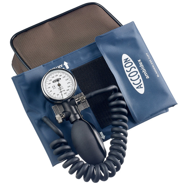 Accoson Portable Blood Pressure Monitor - The Duplex model