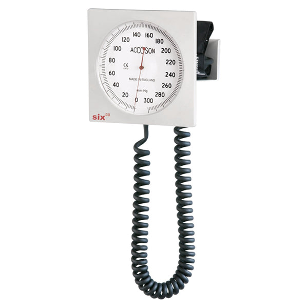 Accoson Six00 Series Blood Pressure Monitor - Wall Model