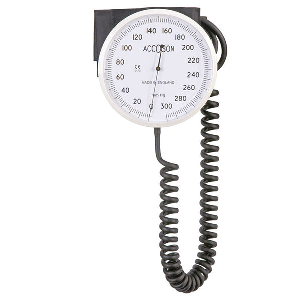 Accoson 6 inch Series Blood Pressure Monitor - Wall Model