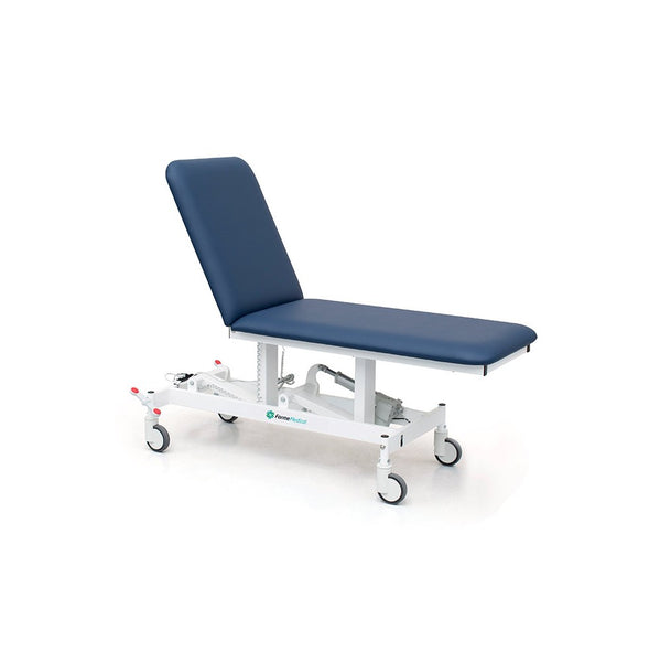 Fully Electric Examination Table / Chair (Electric Hi-Lo & Electric Back Rest) Lifetime Frame Warranty, 2 Sections