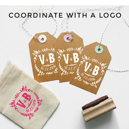 Logo Rubber Stamps