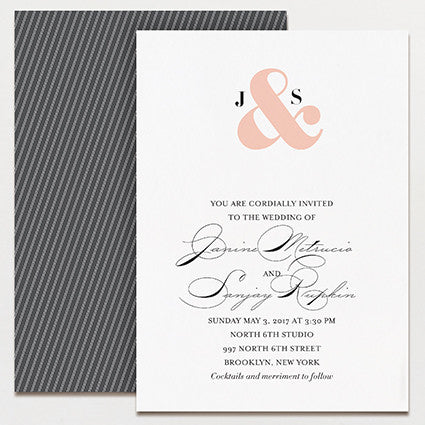 Ampersand Backing