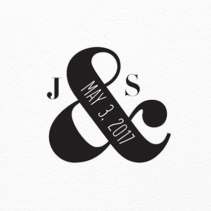 Ampersand Printable Logo - $25