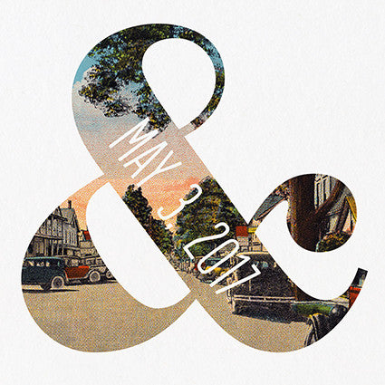 Ampersand Save The Date