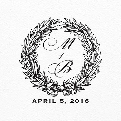 Banquet In The Woods Printable Logo - $25