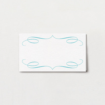 Banquet In The Woods Place Card