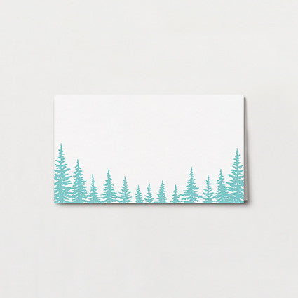 Big Sky Country Place Card