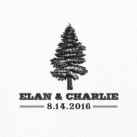 Deep In The Pines Printable Logo - $25