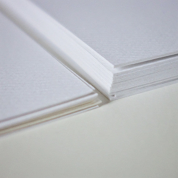 Upgrade to Luxe Double-Thick Cardstock