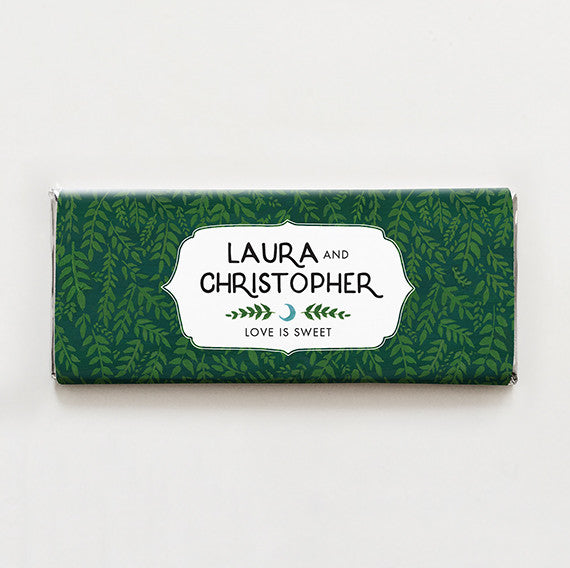 Grove Printable Candy Bar Wrapper—$14.95